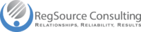 RegSource Consulting Logo